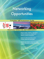 Networking Opportunities Complete Self-Assessment Guide