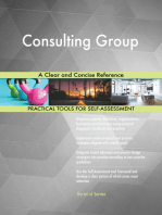 Consulting Group A Clear and Concise Reference