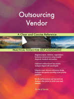Outsourcing Vendor A Clear and Concise Reference