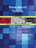 Home security Products Second Edition