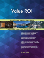 Value ROI The Ultimate Step-By-Step Guide