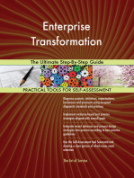 Enterprise Transformation The Ultimate Step-By-Step Guide