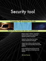 Security tool Complete Self-Assessment Guide
