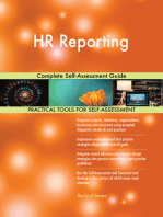 HR Reporting Complete Self-Assessment Guide