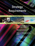 Strategy Requirements A Complete Guide