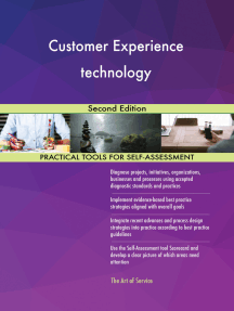 Customer Experience technology Second Edition