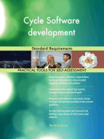 Cycle Software development Standard Requirements