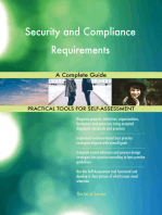 Security and Compliance Requirements A Complete Guide