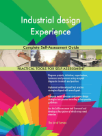 Industrial design Experience Complete Self-Assessment Guide