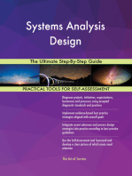 Systems Analysis Design The Ultimate Step-By-Step Guide