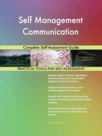 Self Management Communication Complete Self-Assessment Guide