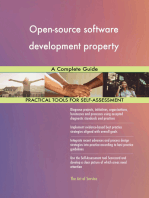 Open-source software development property A Complete Guide