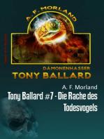 Tony Ballard #7 - Die Rache des Todesvogels