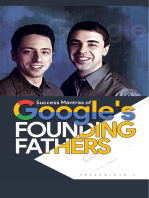 Success Mantras of Google's Founding Fathers