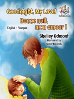 Goodnight, My Love Bonne nuit, mon amour: English French Bilingual Collection