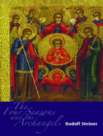 The Four Seasons and the Archangels: Experience of the Course of the Year in Four Cosmic Imaginations