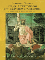 Building Stones for an Understanding of the Mystery of Golgotha