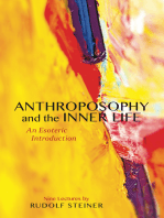 Anthroposophy and the Inner Life