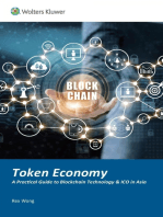 Token Economy: A Practical Guide to Blockchain Technology and ICO in Asia