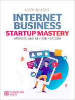 Internet Business Startup Mastery
