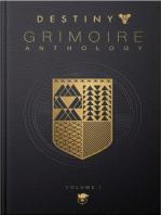 Destiny Grimoire Anthology: Vol. 1