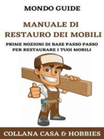 Il Mondo degli Ebook presenta 'Manuale di restauro dei mobili'