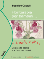 Floriterapia per bambini troppo vivaci