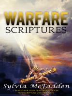 Warfare Scriptures