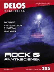 Delos Science Fiction 203