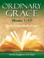 Ordinary Grace - Weeks 1–17