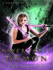 Never Tempt a Demon: A Daughter of Eve, #3
