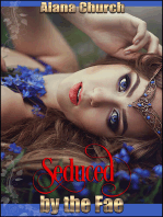 """Seduced By The Fae (Book 1 of """"The Lady of Summer"""")"""