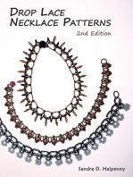 Drop Lace Necklace Patterns