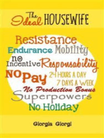 The Ideal Housewife: Guide To Domestic And Family Survival