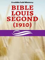 Bible Louis Segond (1910)