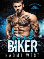 Beneath the Biker