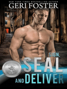 Sign, SEAL and Deliver: Silver SEALs, #8