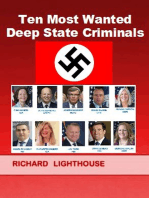Ten Most Wanted Deep State Criminals