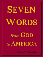 Seven Words from God to America