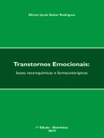 Transtornos Emocionais: bases neuroquímicas e farmacoterápicas