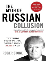 The Myth of Russian Collusion