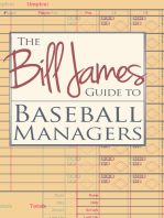 The Bill James Guide to Baseball Managers