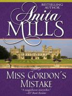 Miss Gordon's Mistake