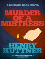Murder of a Mistress