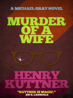Murder of a Wife