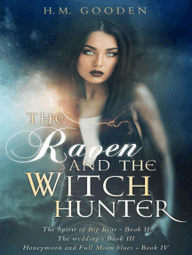 The Raven and the Witch Hunter Omnibus: Volumes 2-4