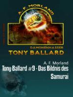 Tony Ballard #9 - Das Bildnis des Samurai