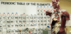 Scientists Scour The Cosmos To Find The Origins Of The Periodic Table's 118 Elements