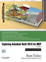 Exploring Autodesk Revit 2018 for MEP, 5th Edition