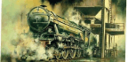 Flying Scotsman Print